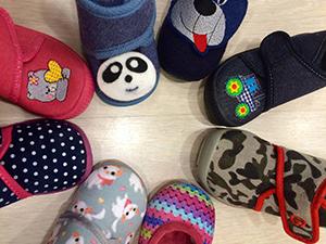 reputable site c8f5a cb920 pantofole per bambini