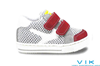 MINI SCARPA MESH DUE VELCRI