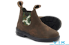 JR PELLE RUSTIC BROWN ELASTICO CAMO