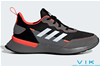 RAPIDA RUN ELITE GS BLACK RED