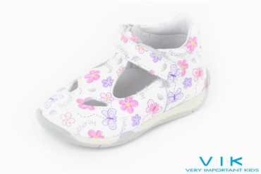 SCARPA VELCRO OVER BUTTERFLY