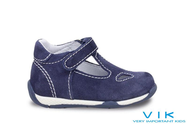 SCARPA VELCRO DUE BUCHI OVER