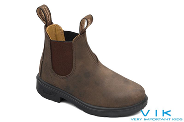JR BOOT PELLE RUSTIC BROWN