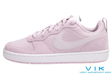 NIKE COURT BOROUGH LOW GS LILAC