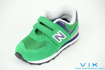 INFANT 574 SUEDE MESH
