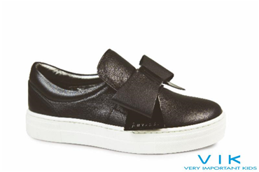 SLIP ON REPLAY NERO