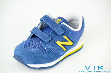 INFANT 520 RETRO' SUEDE MESH